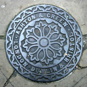 Cole hole cover - Beaconsfield Road