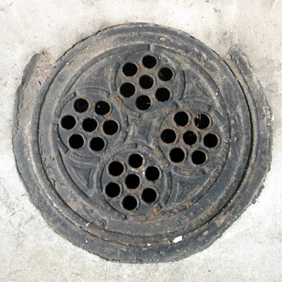 Cole Hole Cover