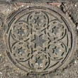 Coal hole cover - Vine Street